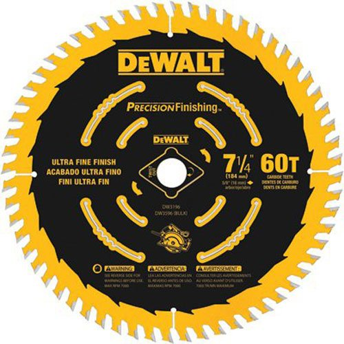 Installing Plywood flooring - Choosing the right blade to cut your floor boards is key - this is the best blade for the job