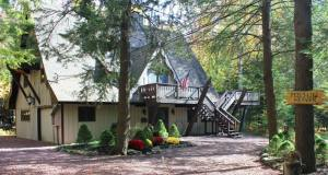 Feels Like Heaven - A Premium 5 Bedroom Vacation Rental in The Poconos, PA