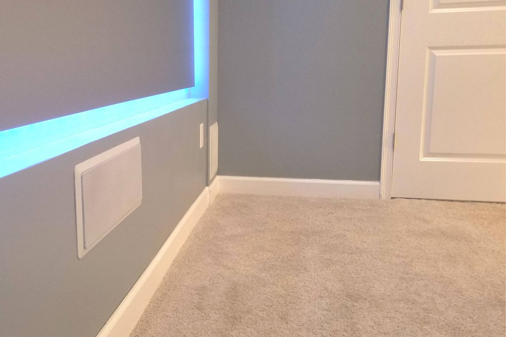 DIY Home Theater Design - The Final Reveal